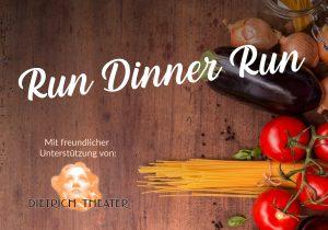 Run Dinner Run im Studentencafe Ulm Kochen, Essen, Genießen und nette Leute kennenlernen. Am 16.11.